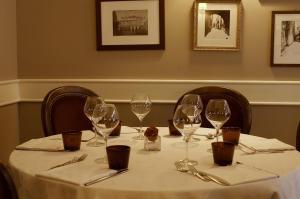 Osteria Borgo Antico tavolo