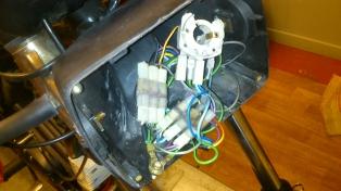 Impianto elettrico ostico
