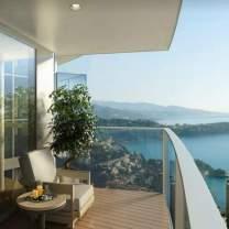 Terrazza living panoramica