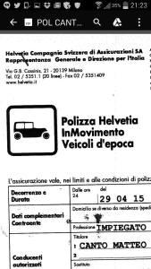 Polizza RC