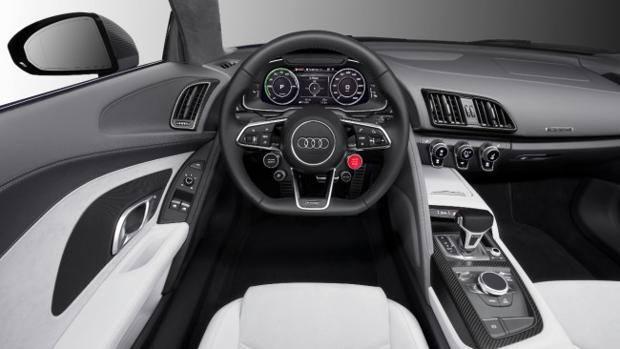 Audi internals