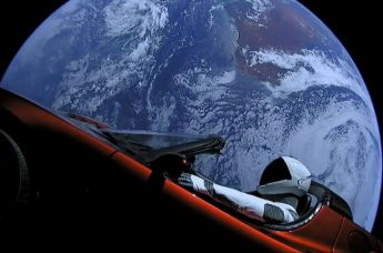 Starman & Tesla